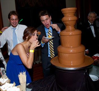 Chocolate Theme Party - Ideas, Photos, Decorations & Supplies
