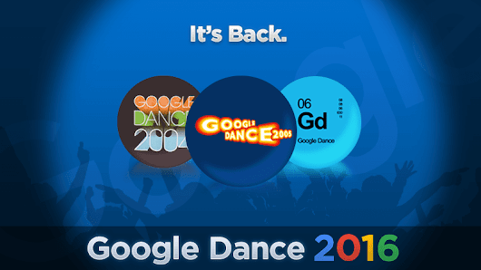 Google Dance 2016: The recap post