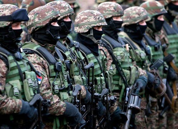 Αποτέλεσμα εικόνας για σερβικός στρατός
