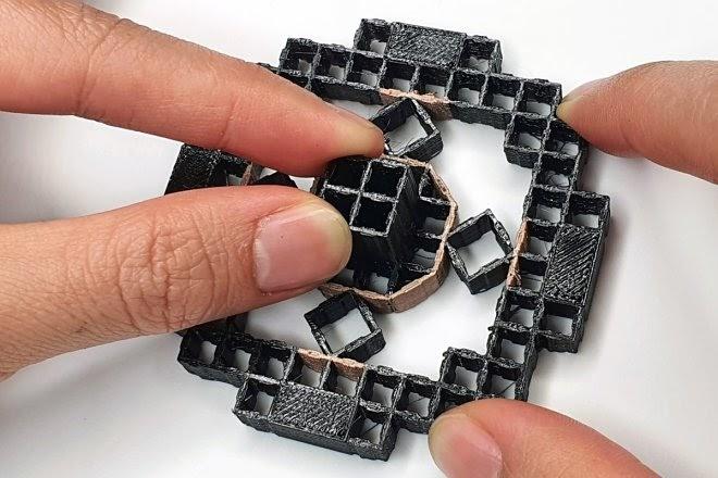 Сенсорные структуры из метаматериалов смогут заменить сразу несколько датчиков