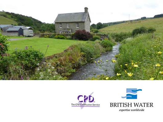 WPL Technical Director to present at CPD British Water work shop
