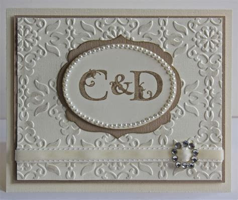 1000  images about Stampin' Up! Wedding cards on Pinterest