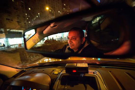 Fatigue Factor in Taxi Drivers Gets a Hard Look