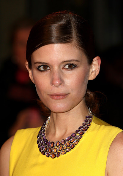 Kate Mara's Honey Hues