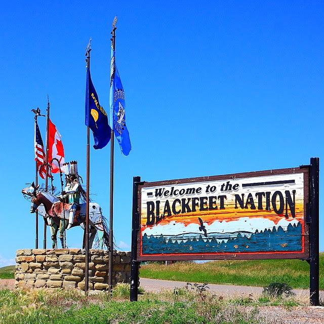 IMG_3543 Blackfeet Indian Reservation Bordering Glacier National Park, Montana