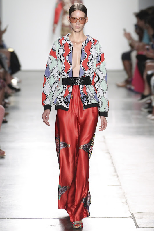 Tendencias Primaverales en New York Fashion Week