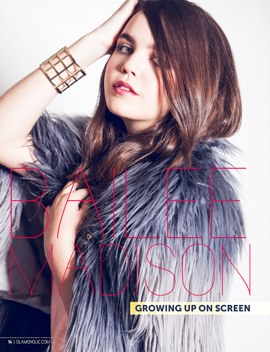 Glamoholic.com | Exclusive - Bailee Madison: Growing Up On Screen