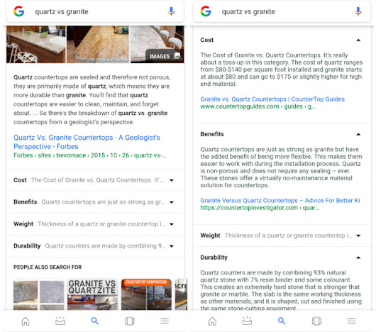 Google just made some great changes to its search results page — BGR