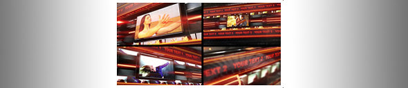 Modern Glossy Displays-preview banner