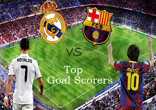 Barcelona vs Real Madrid: Top 10 Goal Scorers | Sports Mirchi