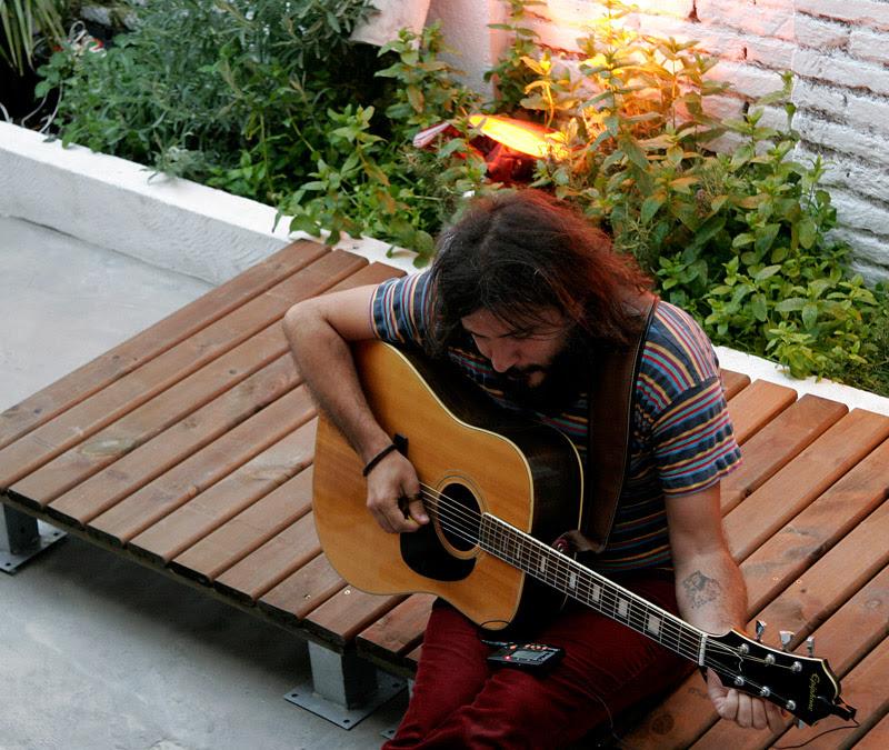Senior en La Casa Cantonera (maig 2010)