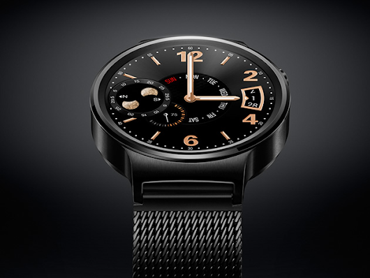 Get Your Hands on This Cutting-Edge, Luxurious, and Intelligent Timepiece from Huawei