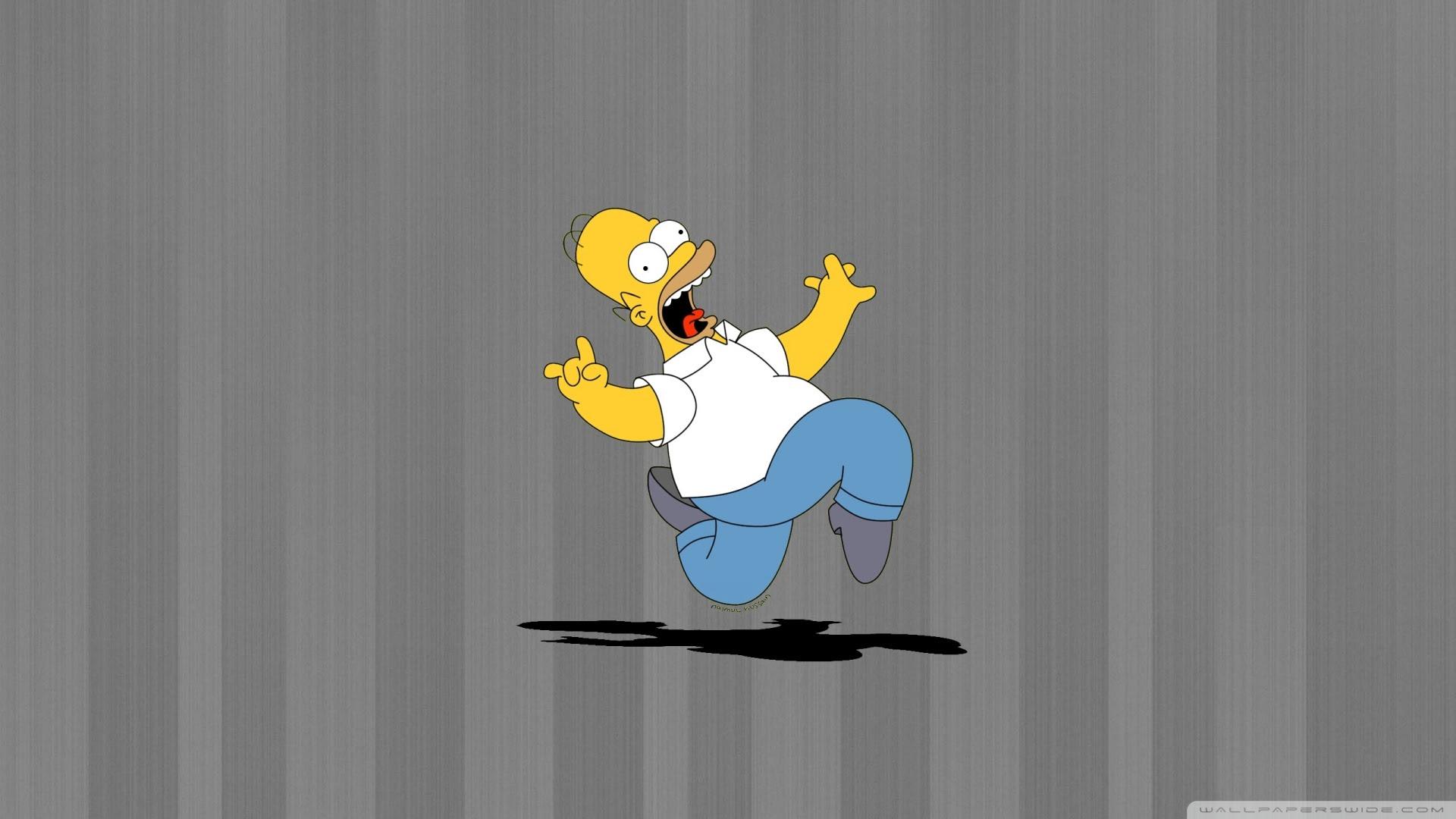 Homer Simpson Ultra HD Desktop Background Wallpaper for 4K ...