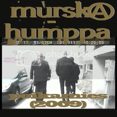 MURSKAHUMPPA CD