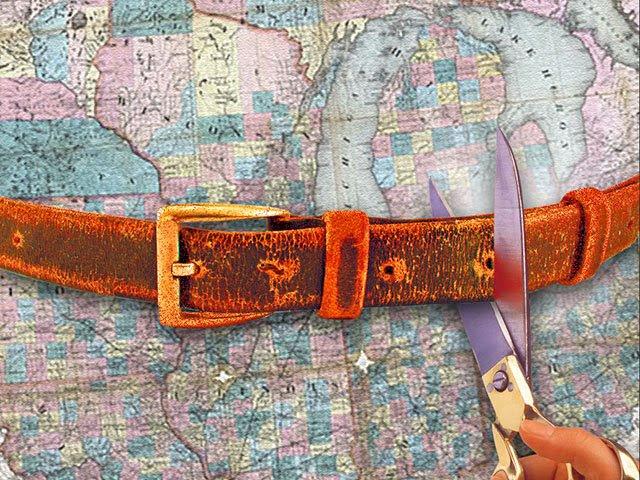 Image result for cartoons rust belt