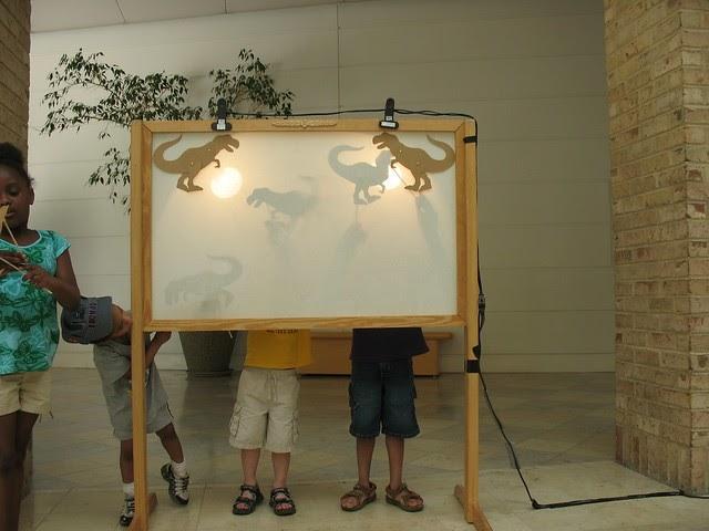 Come costruire un teatro delle ombre per bambini for Costo per costruire un teatro