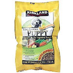 Kirkland Signature Chicken Rice & Vegetable Puppy Food, 20-Pound