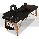 Sierra Comfort Professional Series Portable Massage Table Chep Price $114.99