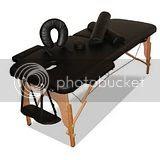 Sierra Comfort Professional Series Portable Massage Table Chep Price $114.99