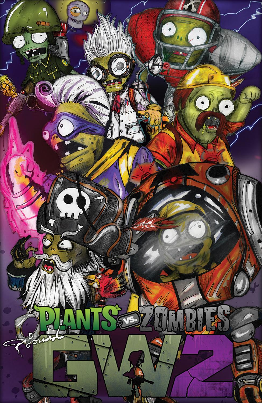 Plants Vs Zombies Garden Warfare 2 Wallpaper 93176 Investis