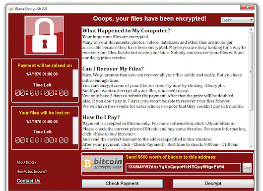 Using SUSE Linux Enterprise Storage to not worry about Wanna Decrytor / WannaCry / Wcry