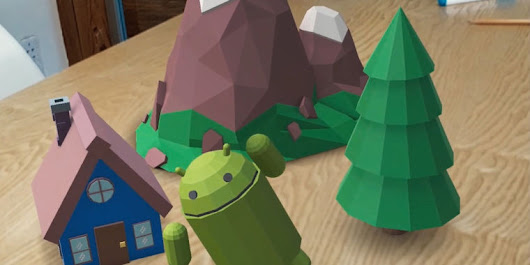 Google's ARCore brings augmented reality to millions of Android devices