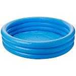 "Intex Crystal Blue Inflatable Pool 45 X 10"""
