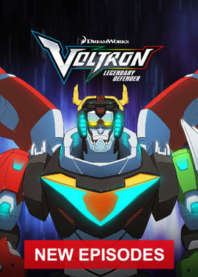 Voltron: Legendary Defender - Season 4