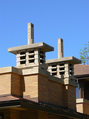Darwin D Martin House, Buffalo