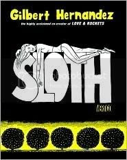 Sloth, cover by Gilbert Hernandez