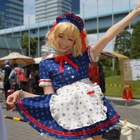 Comiket 86, Cosplay