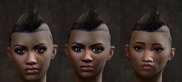 Gw2 New Hairstyles And Faces For Path Of Fire Dulfy