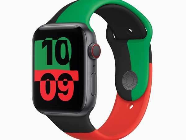 Apple Unveils Limited Edition Apple Watch Black Unity for Black History Month