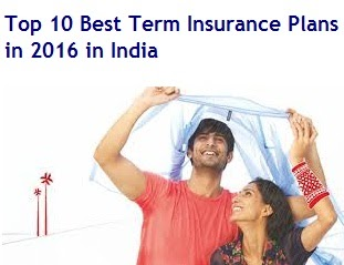 Creative Auto Insurance4u Top 10 Best Term Insurance Plans In 2016