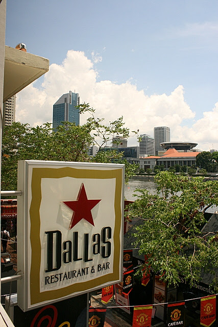 Dallas is at 31 Boat Quay