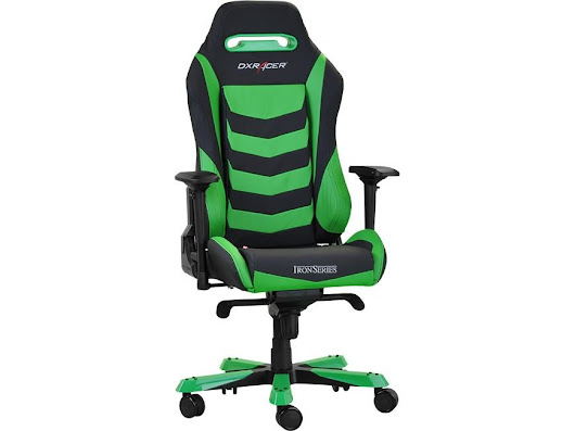 REVIEW: DXRacer Iron Series