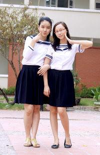 đồng phục học sinh tphcm