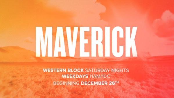 Maverick on Cozi TV