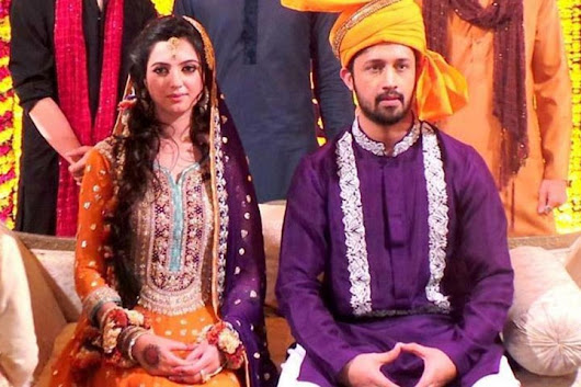 Atif Aslam Wedding: From College Sweethearts To Soulmates