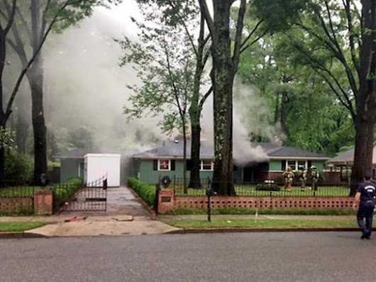 Fire damage to Elvis Presley's former Memphis home put at $100K