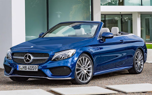 Mercedes C Class Cabriolet: Specifications, Equipment