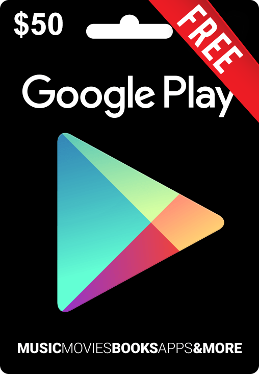 Get Free Google Play Gift Cards