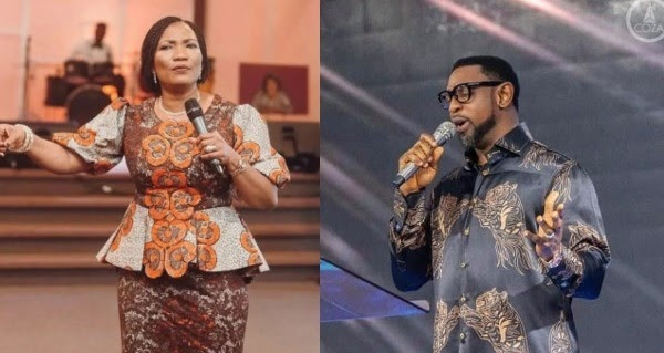 Pastor Funke Adejumo reacts to rape allegation against Fatoyinbo