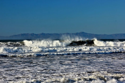 Photo taken with Canon EOS REBEL T2i - California - Sea and Sand - YouPic