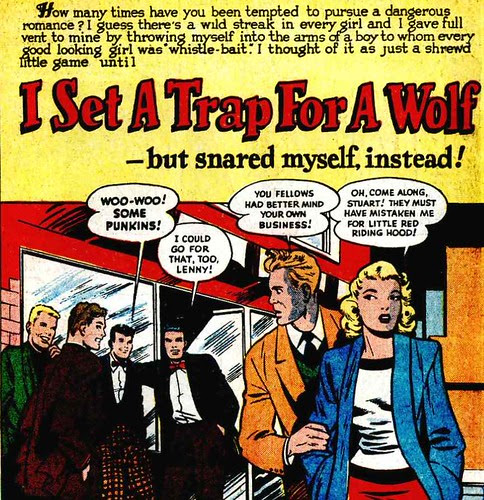 I Set a Trap For a Wolf (1949)