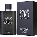 Men Parfum Spray 4.2 Oz By Acqua Di Gio Profumo MEN