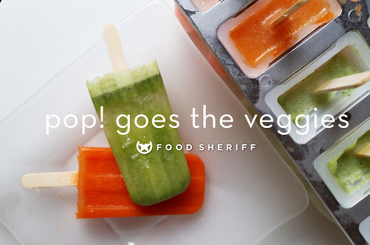 pop! goes the veggies