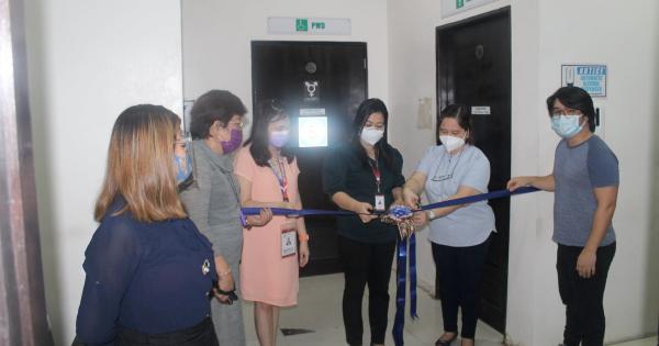 Quezon City Public Library launches all-gender restroom