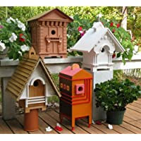Birdhouse Building Books  Design