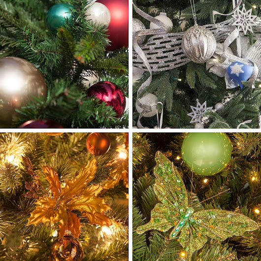 Christmas Tree Decorating Guide - Christmas Lights, Etc